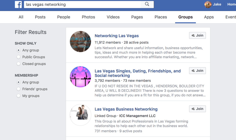 facebook-networking-groups-Las-Vegas