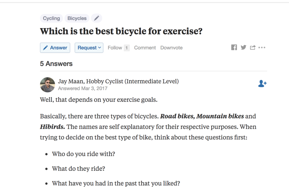 quora-bicycle-shop-owner-video-ideas