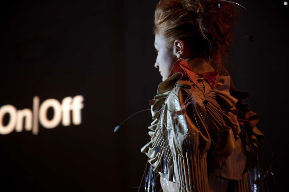LFW On|Off Presents.. debut catwalk show at London Science Museum
