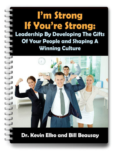 I'm strong book cover