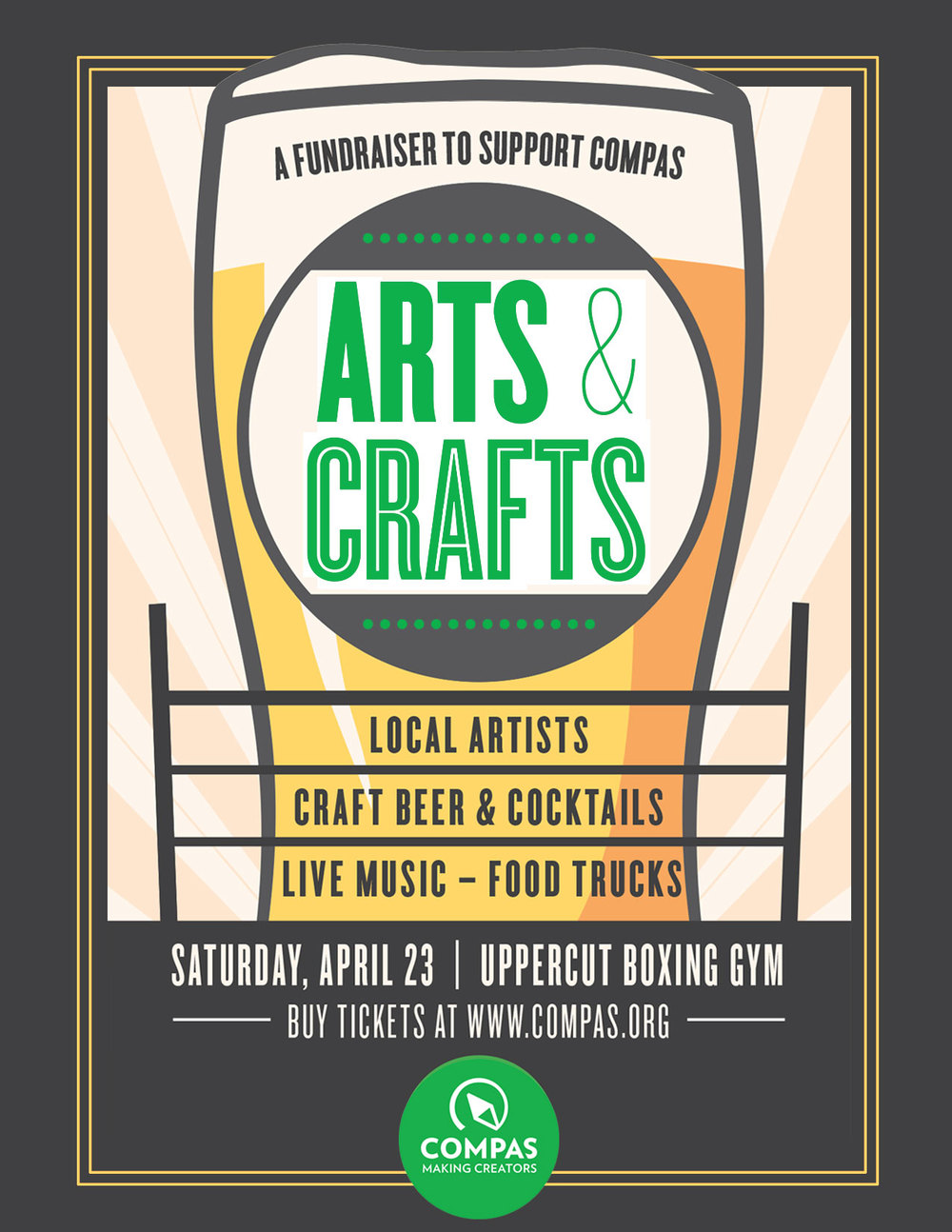 Get YOUR Arts & Crafts info here!
