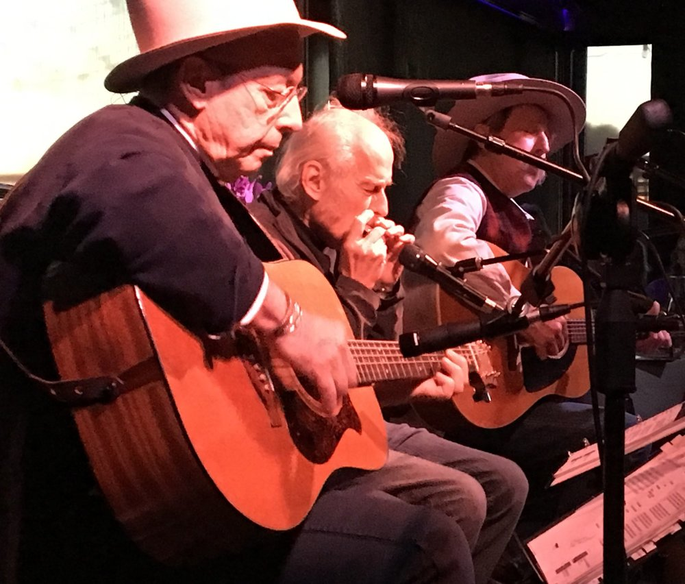 """Charlie Maguire - at the musical tribute to Woody Guthrie's autobiography """"Bound for Glory"""""""