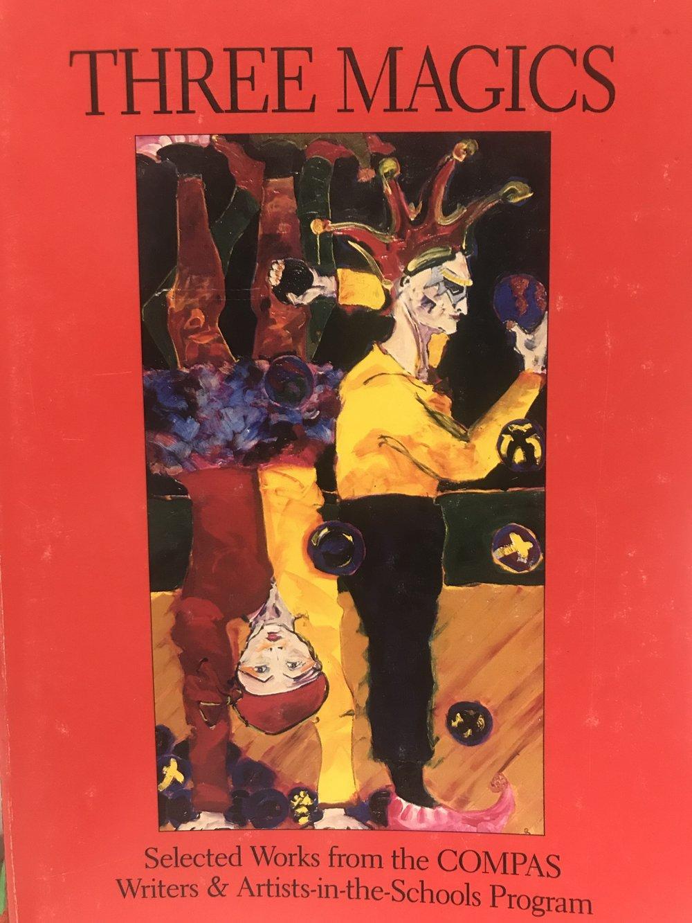 COMPAS' 1987 student anthology  Three Magics