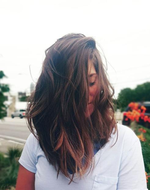 Hair: Nancy Melendez (Lamar Union)