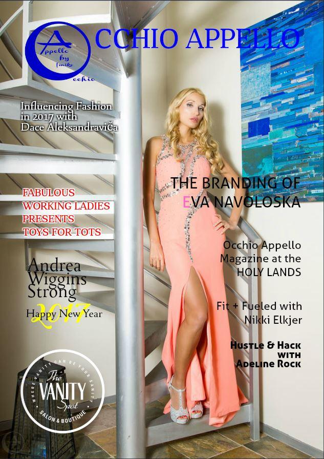 Ochhio Appello in January 2017 Cover .JPG