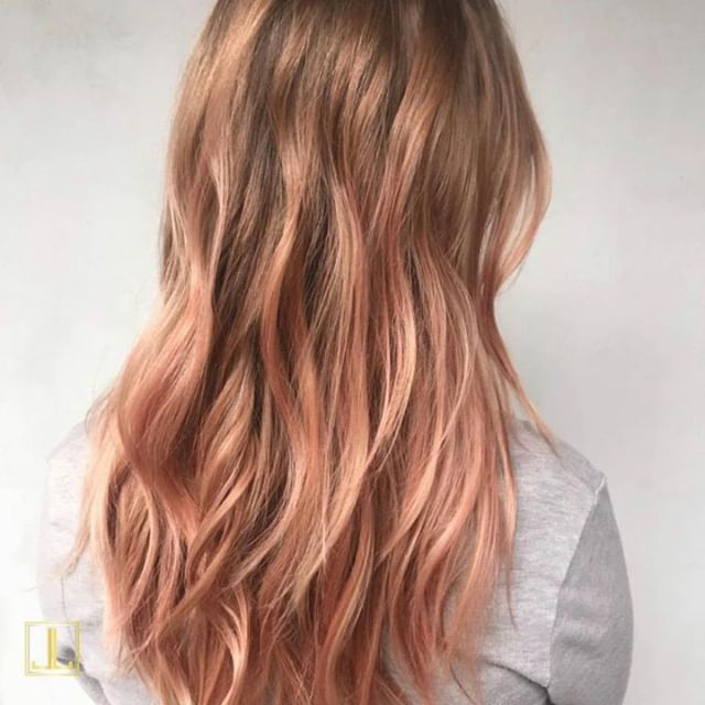 Blushing Blonde on this Monday morning! Look by Becky! @beckywiththegoodxhair @thejoseluisbrand #joseluissalonboutique #thejoseluisbrand #domainNORTHSIDE #lamarunionplaza #downtownaustin #austinhair #austinstylist #austinsalons #oribeobsessed #randco #wella #modernsalon #americansalon