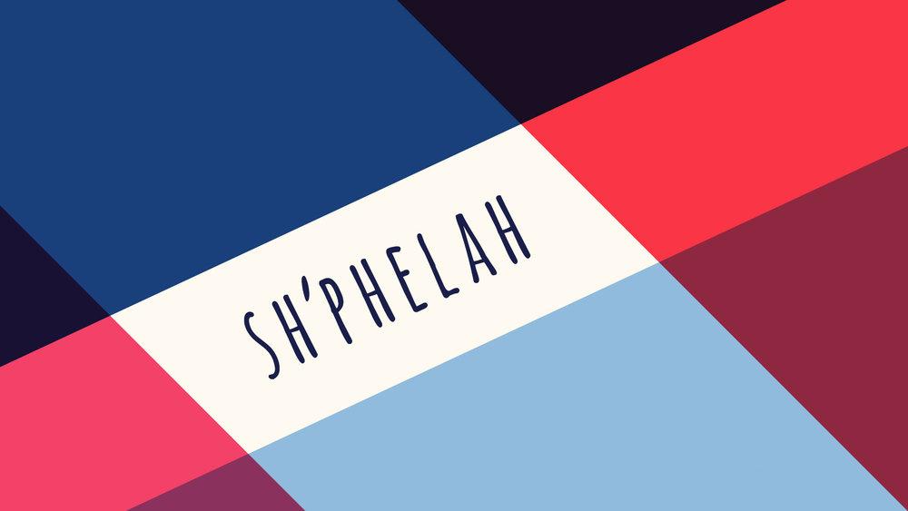 Sh'phelah (2015)
