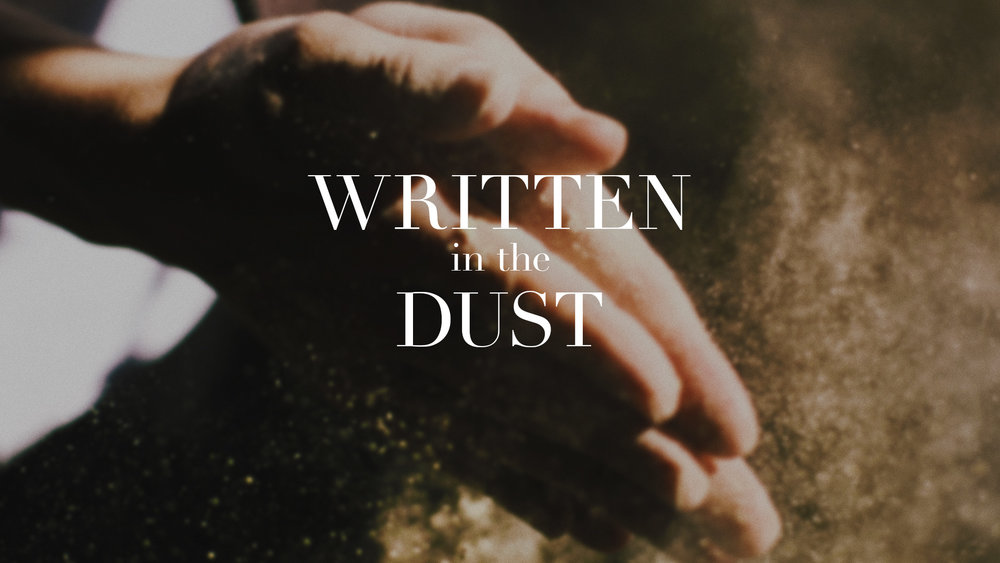 Written in the Dust (2018)