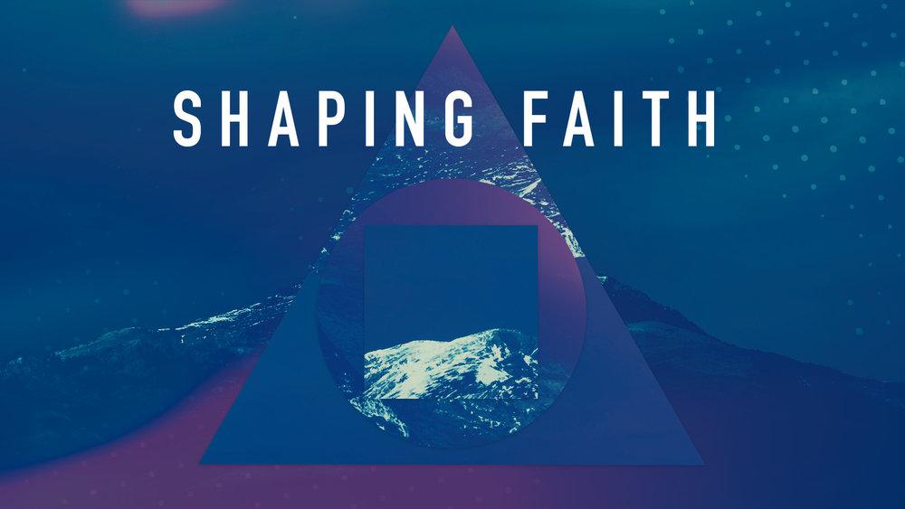 Shaping Faith (2019)