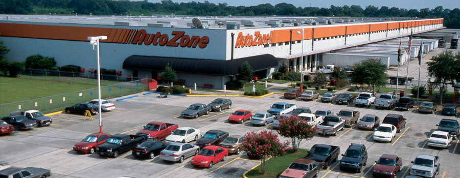 Autozone Distribution Center