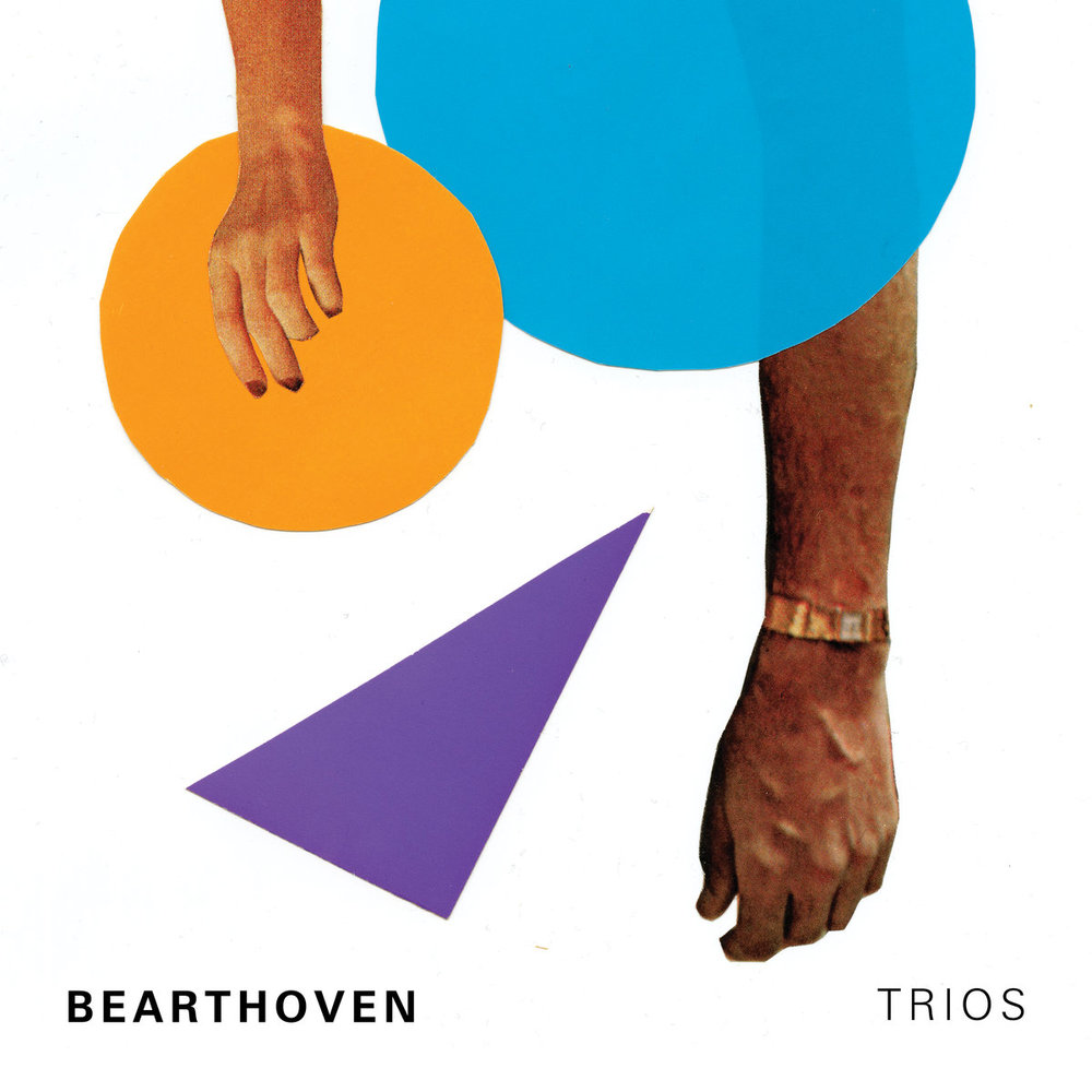 Bearthoven - Trios Cantaloupe Records (2017) composer,  Simple Machine