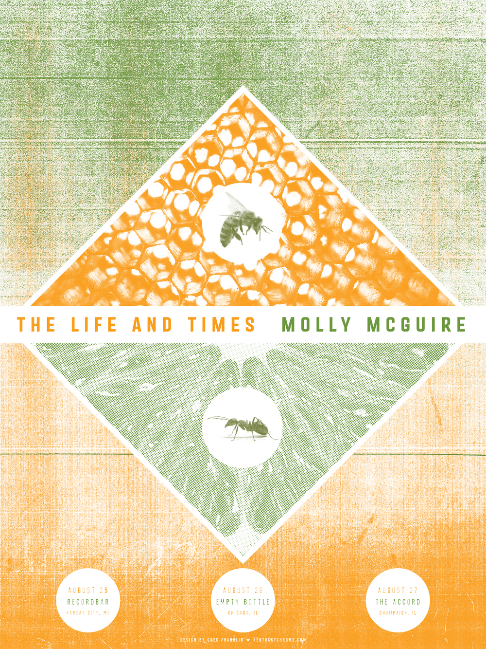 New Posters For Car Seat Headrest The Life Times Molly McGuire