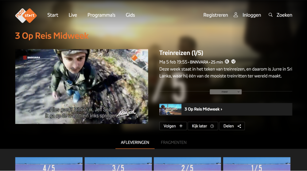 BNNVARA (Dutch Television Station)