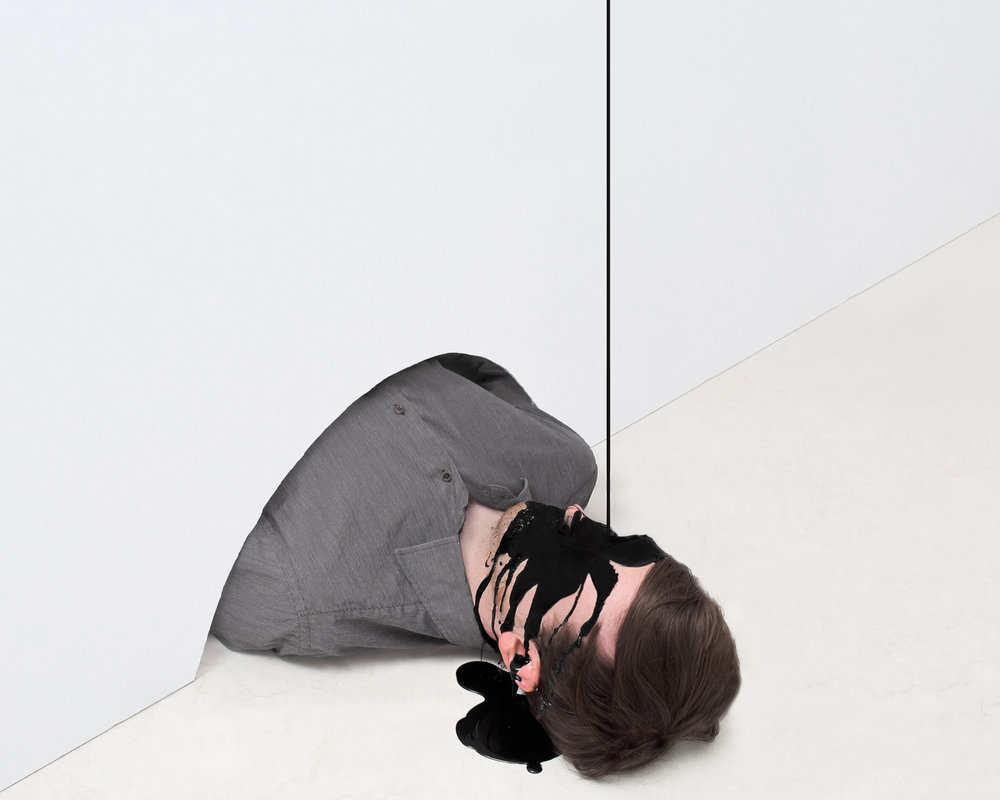 Untitled (Leak), 2018