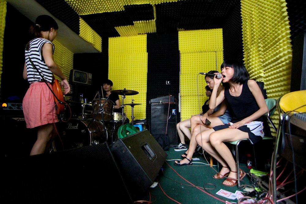 Hiperson rehearsal (2014)