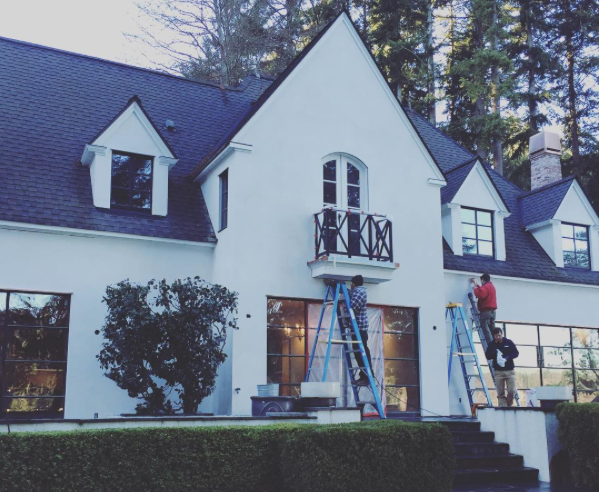 Exterior | In progress