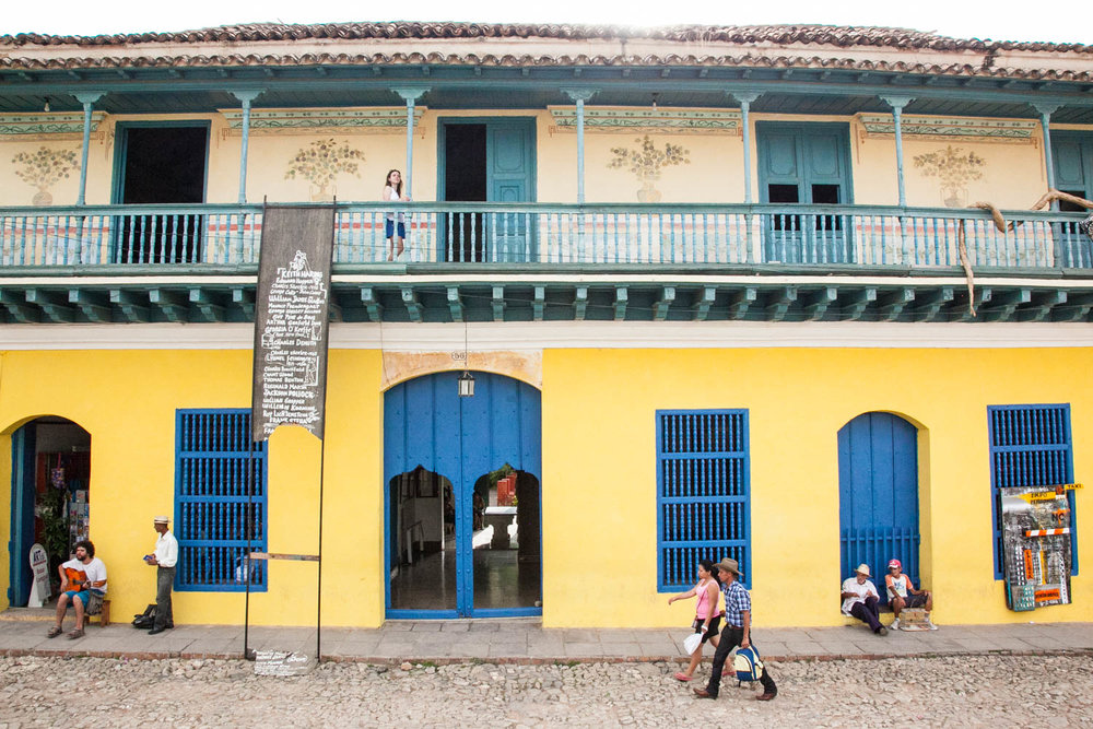 The sights of beautiful Trinidad, Cuba – known for its untouched colonial architecture