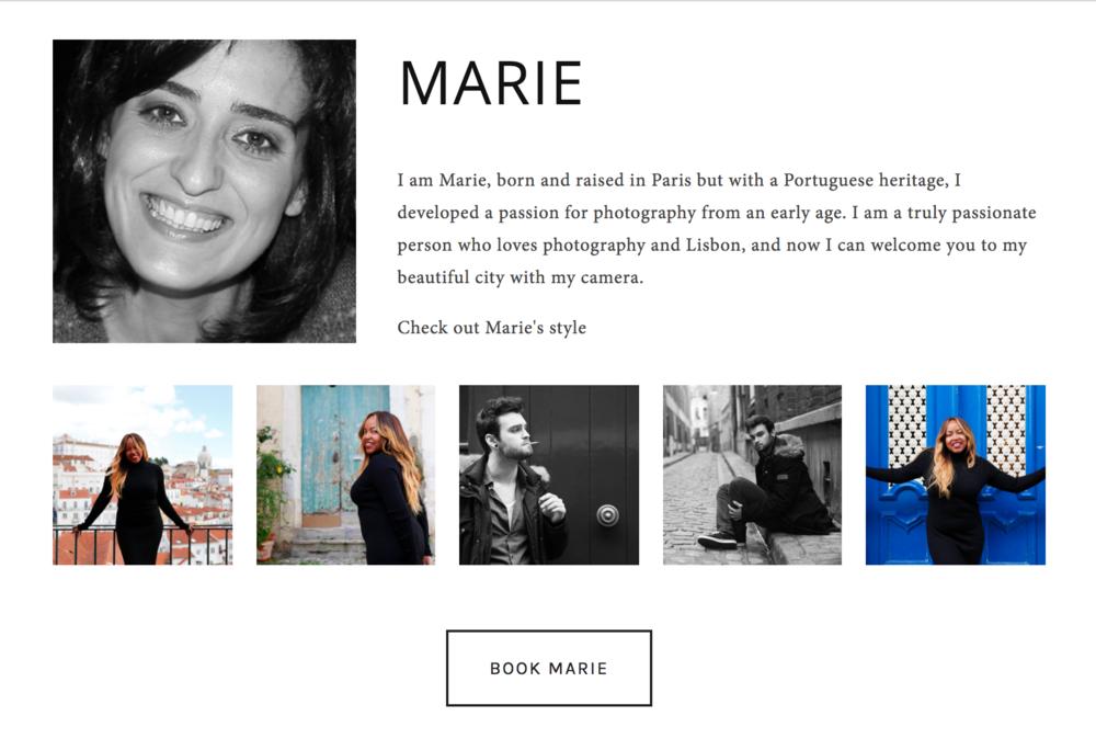 Shoot My Travel photographer's profile