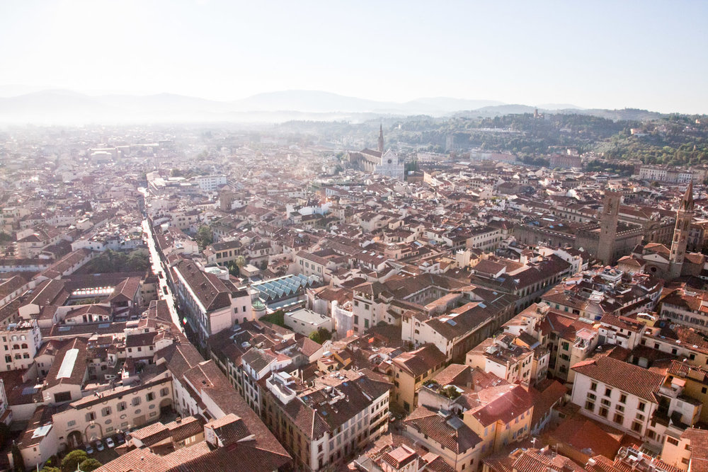 Florence - Florence is Italy's sixth largest city and home to some of its most prized historical and cultural heritage. . A walk around the heart of the city feels like you've transported to a finer life - where art is abound, wine flows, and the hustle has a beautiful rhythm to it.