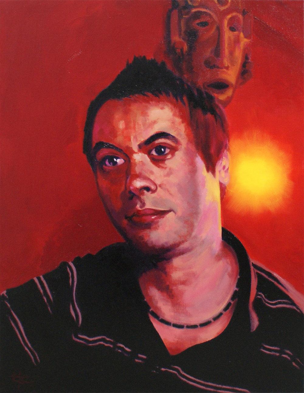 Steve by Rob Lunn