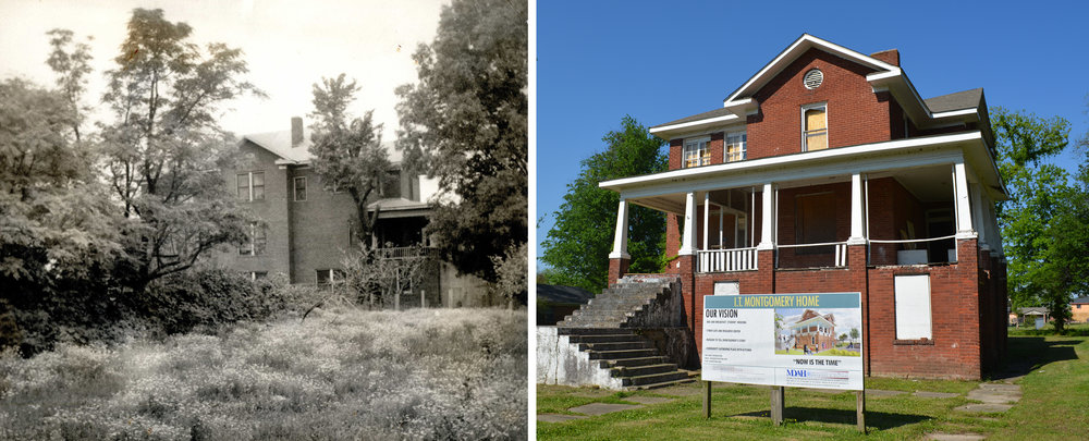 I. T. Montgomery Hse., before and after.jpg
