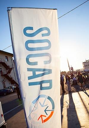SOCAP banner