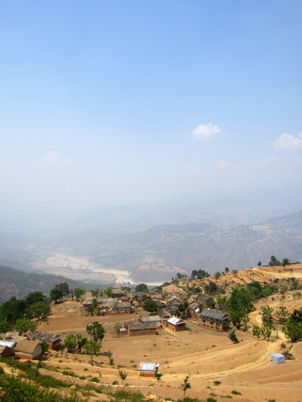 Life is often very difficult in Achham, but is filled with amazing landscapes