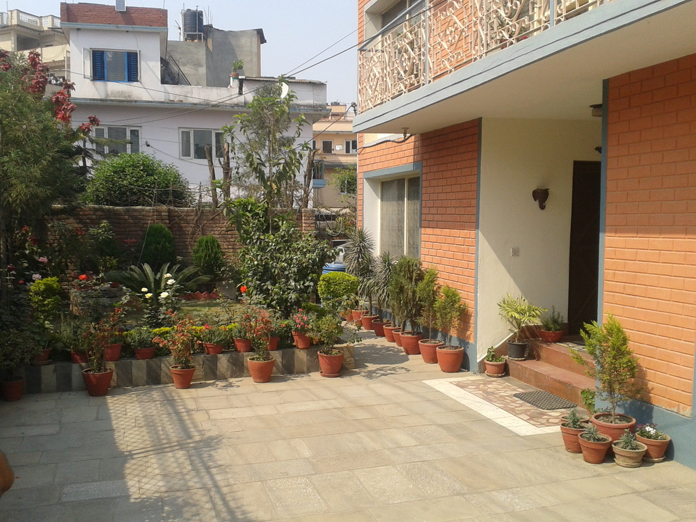 SunFarmer's Kathmandu Office