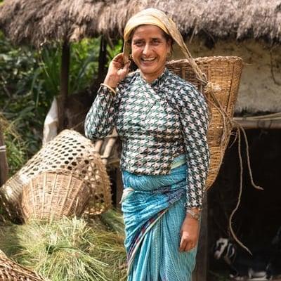 Rural Nepal Sirubari Farmers