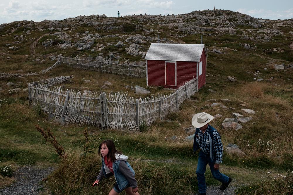 Cape Bonavista, Newfoundland, Canada  Image ©Connor Stefanison