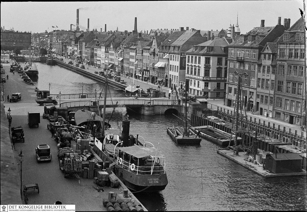 My great grand father's schooner, Copenhagen