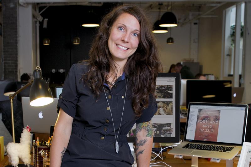 Carolin Harris | Associate Creative Director at Swift