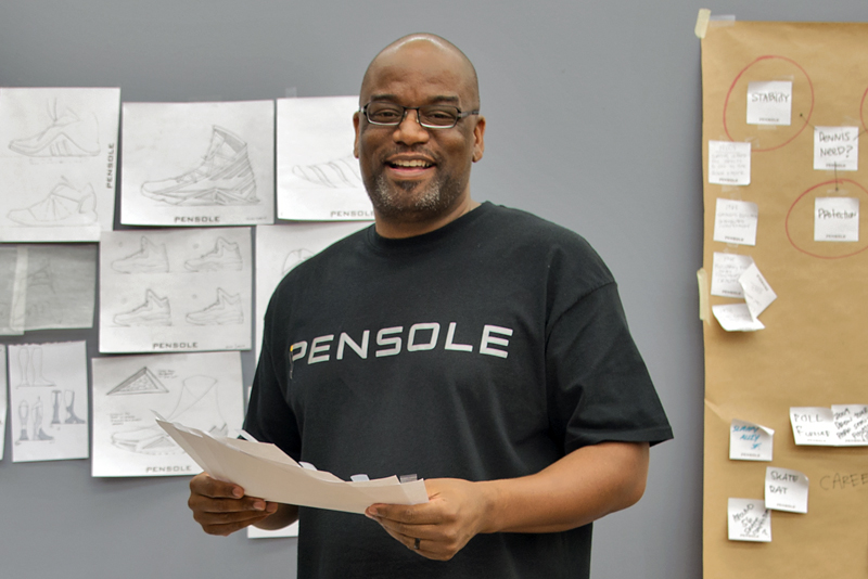 D'wayne Edwards | Founder of Pensole Footwear Design Academy