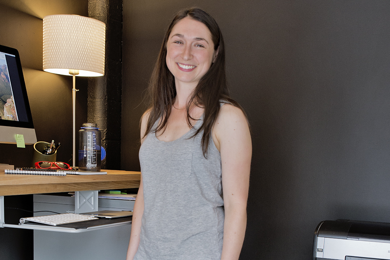 Lizy Gershenzon | Brand & Interface Designer at Scribble Tone