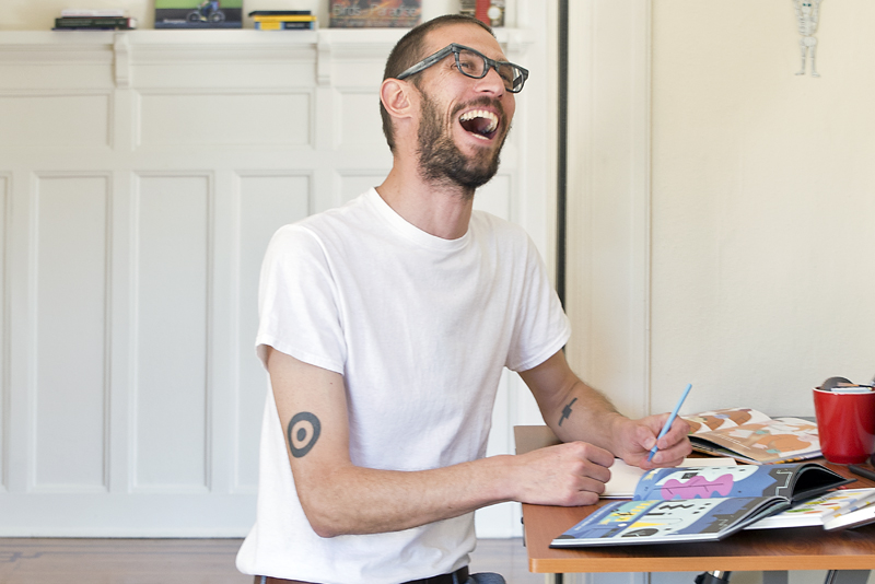 Max Estes | Children's Author & Illustrator