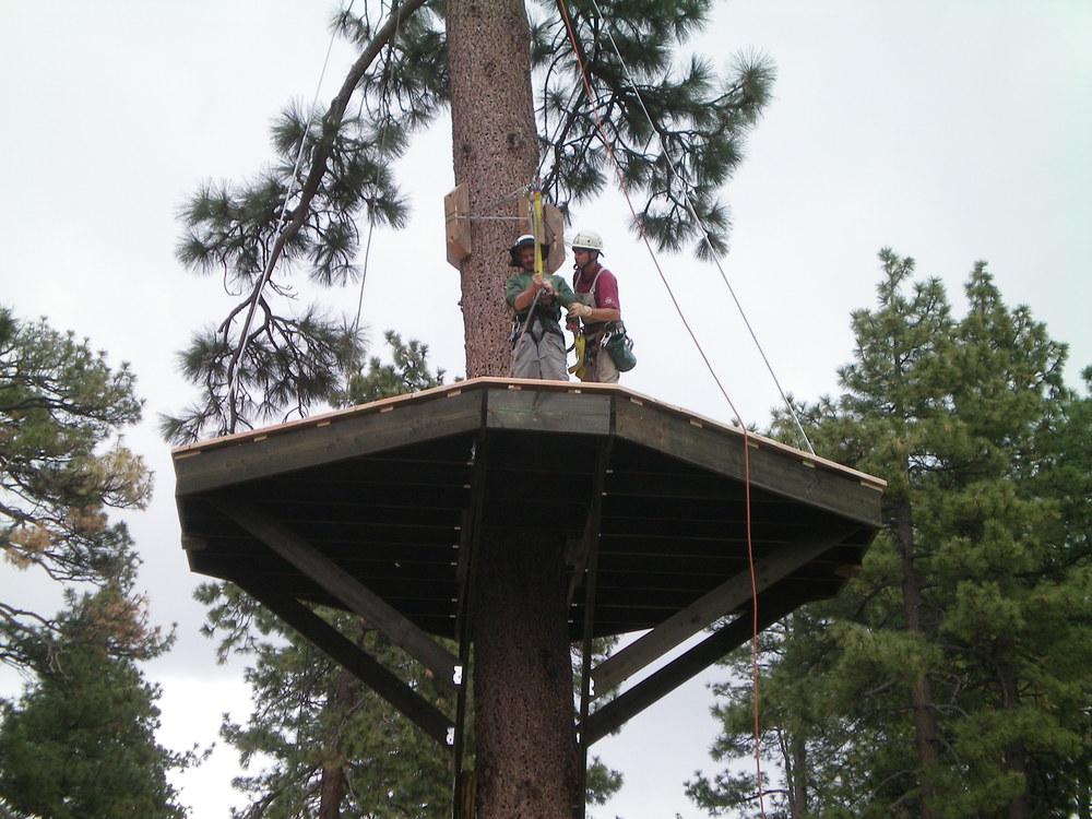 Astro Camp Big Deck