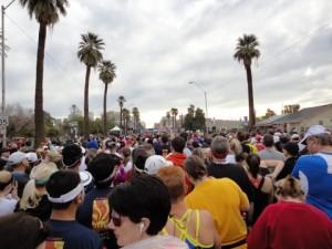 25,000 runners ready to run!