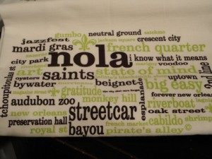 Adjectives of NOLA