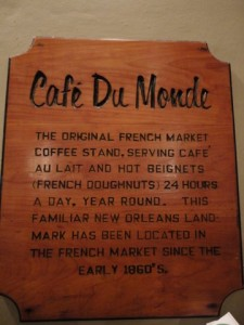 The world famous cafe!
