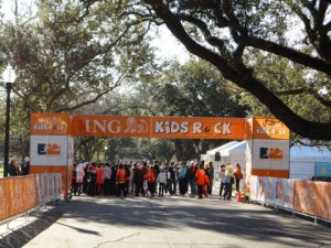 ING KiDS ROCK Race