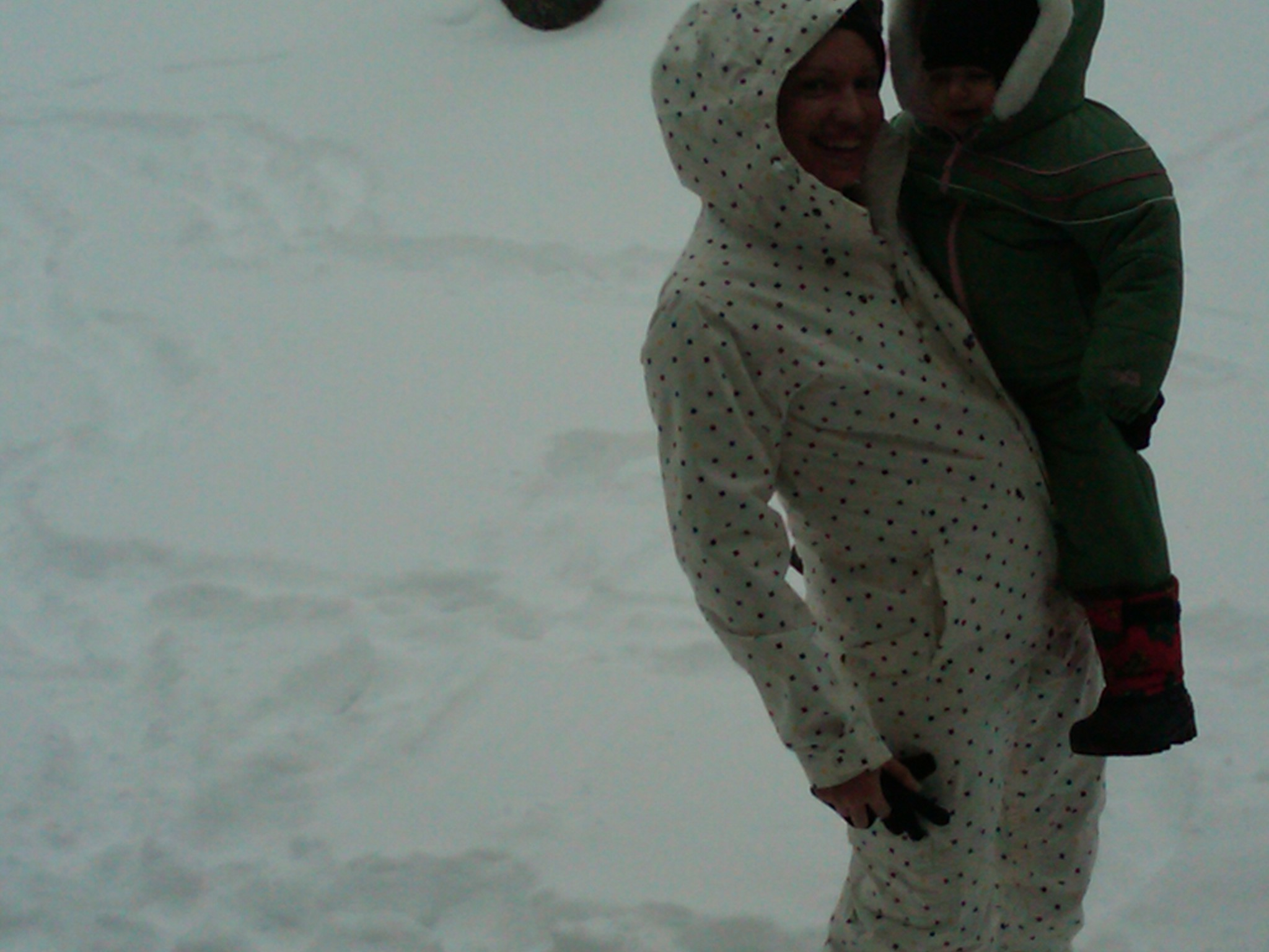 Snowsuit time!