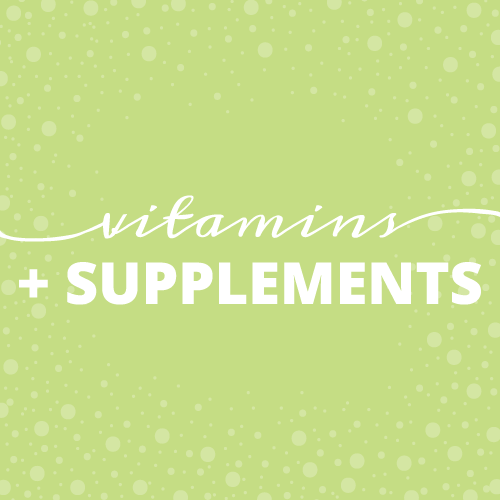 DearSarah_VitaminsSupplements