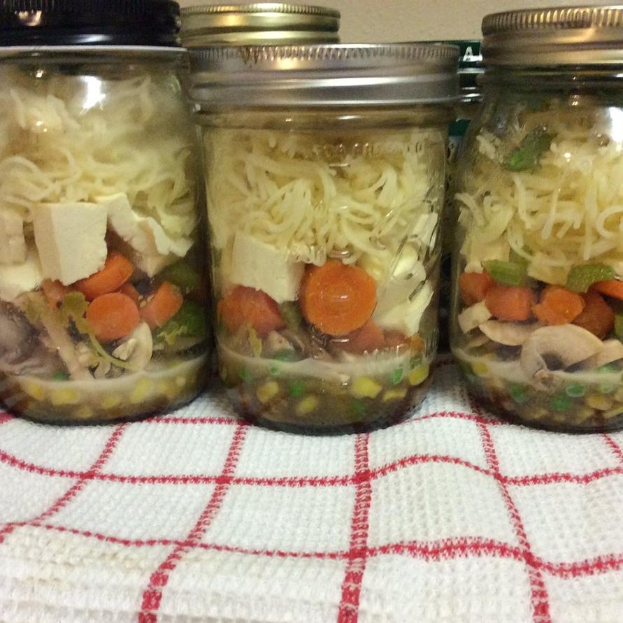 Sarah Stanley - Organic, Plant-Based Ramen Noodles