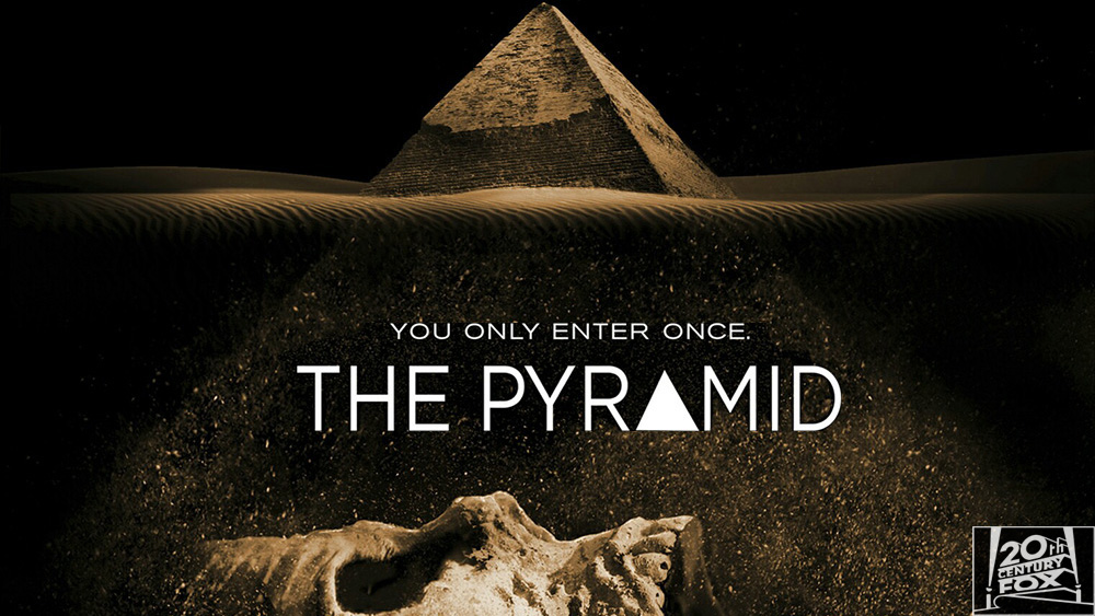 Visual effects supervisor on  The Pyramid  a 20th Century Fox release