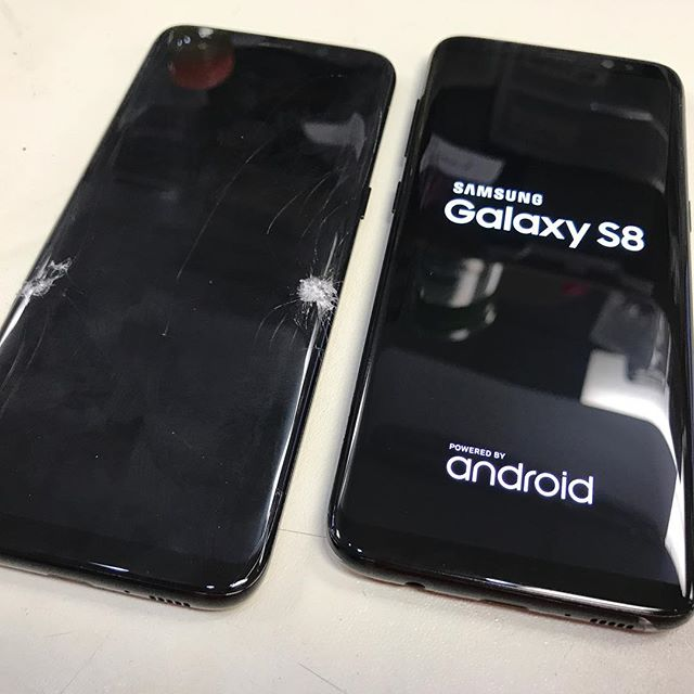 Who repairs Samsung Galaxy S8 in-house? GAME BOX! Don't let the other guys fix your smartphones. Let us take care of you. We have almost 8 years of experience! #samsunggalaxys8 #samsunggalaxy #samsung #smartphone #phonerepair #smartphonerepair