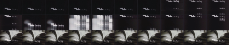 Kyle Cooper - The movie 'Seven' has a list of 30 frames that continues for 1 second each in the title sequence. (Not only on the whole movement, but they focused on each frame. Can you see the details in each frame?)