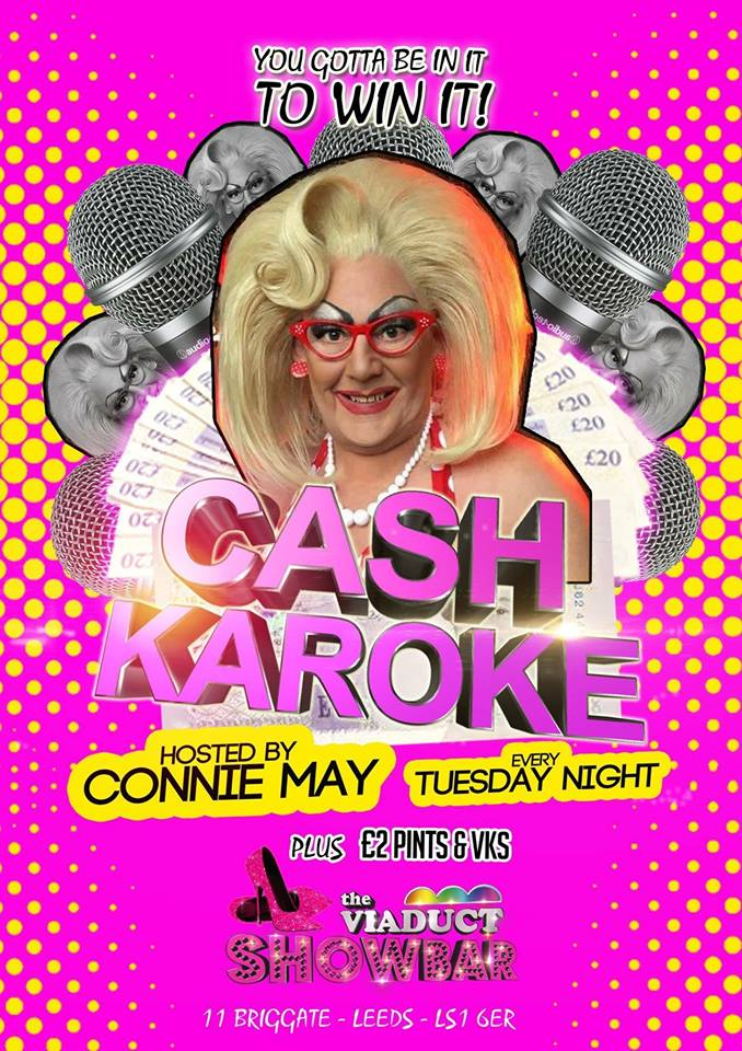 Your Host Connie Mae