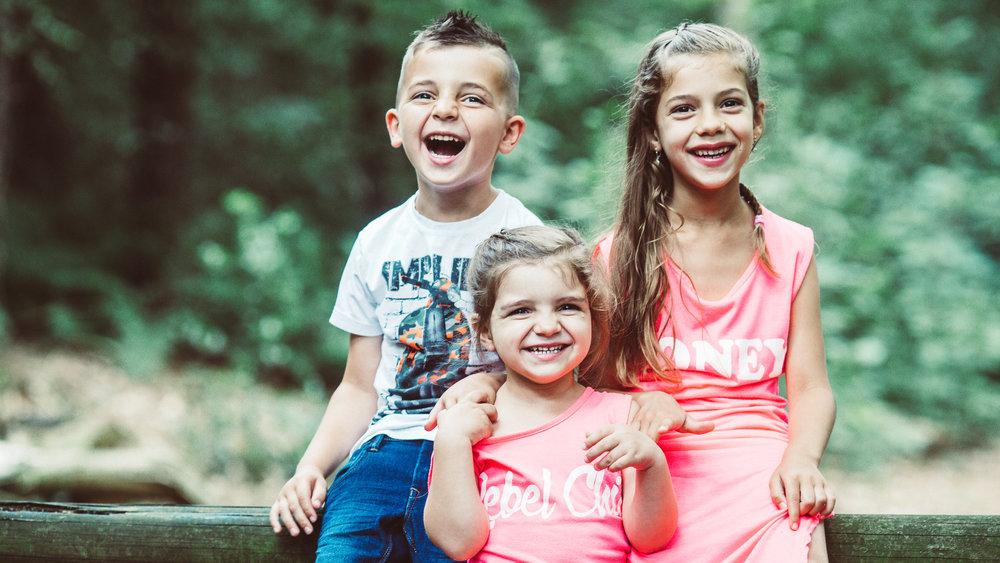 Kinderen - (groep)