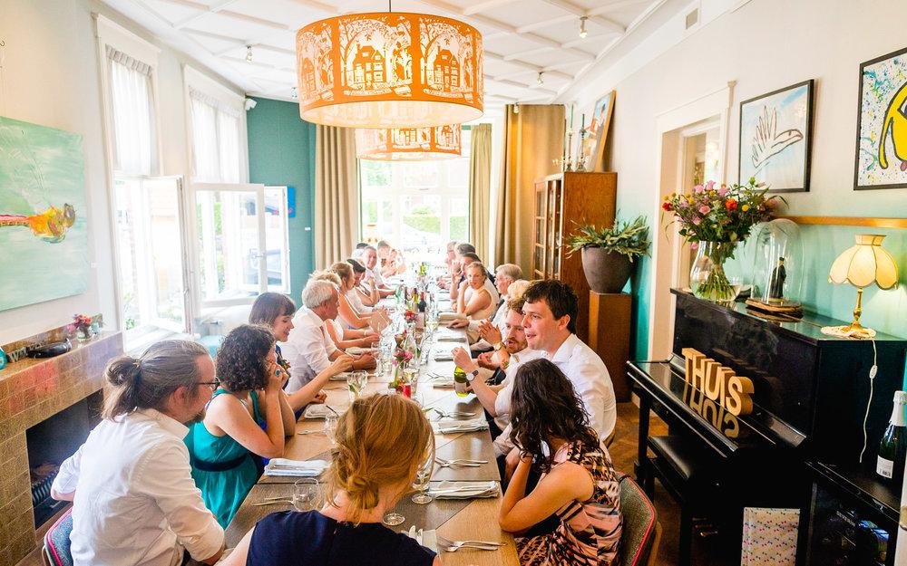 Het Diner -