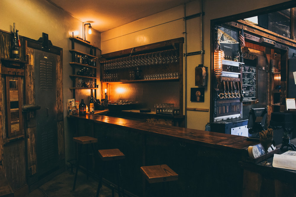 THE TAPROOM -